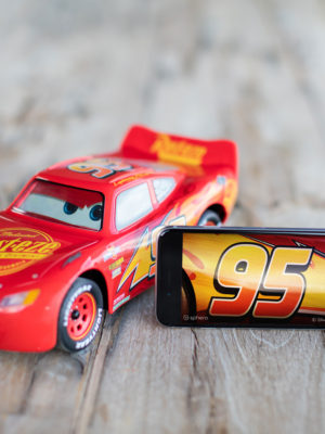 SPHERO: Ultimate Lightning McQueen