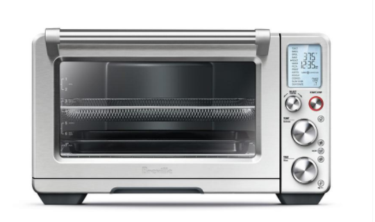 Do Some Smart Cooking With The Breville Smart Oven Air