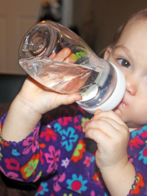 Transitioning With The Help of NUK® Simply Natural Bottles