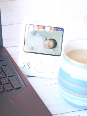 Never Out of my Sight Thanks to Philips Avent Digital Baby Monitor