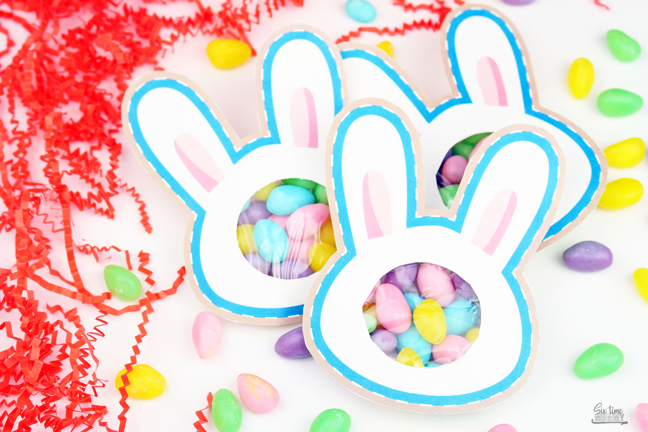 photograph about Jelly Belly Logo Printable named Jelly Bean Easter Snacks + Totally free Printable - 6 Year Mommy