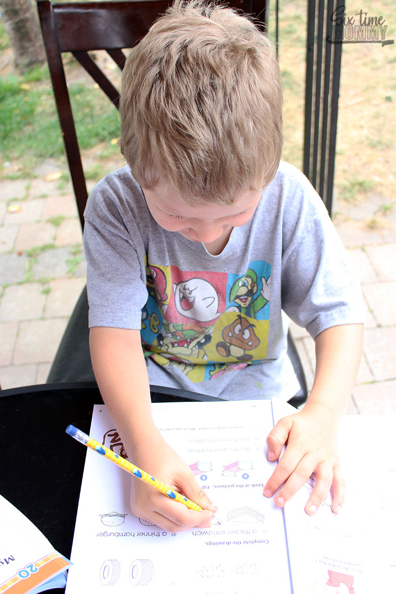 Get Back-to-School Ready With These Amazing Workbooks for Kids