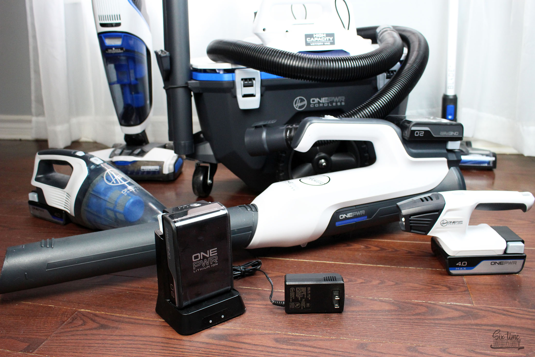 Get Your Clean On with Hoover OnePWR + Giveaway